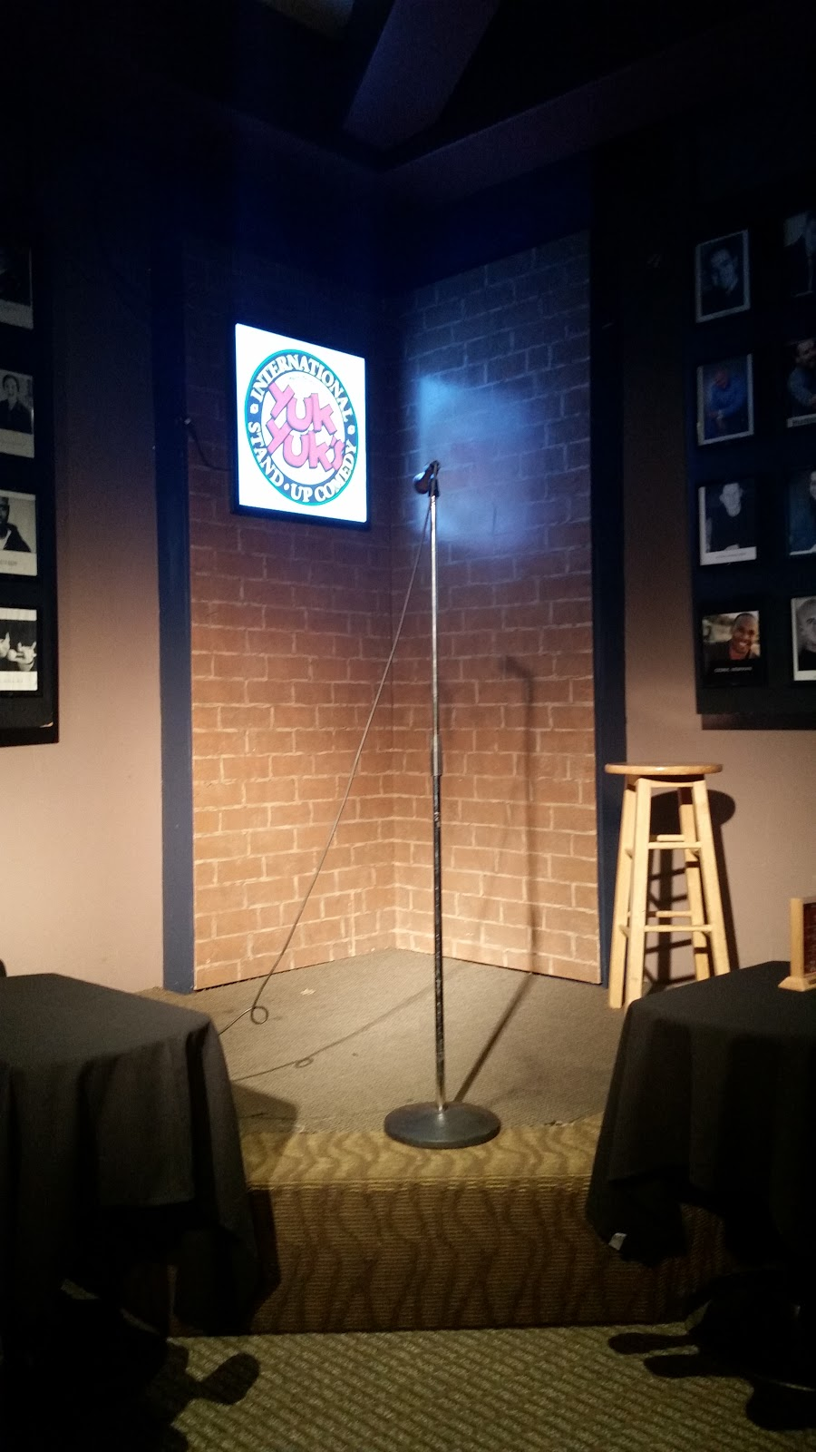 Yuk Yuks Halifax Comedy Club | lodging | 1181 Hollis St, Halifax, NS B3H 2P6, Canada | 9024299857 OR +1 902-429-9857