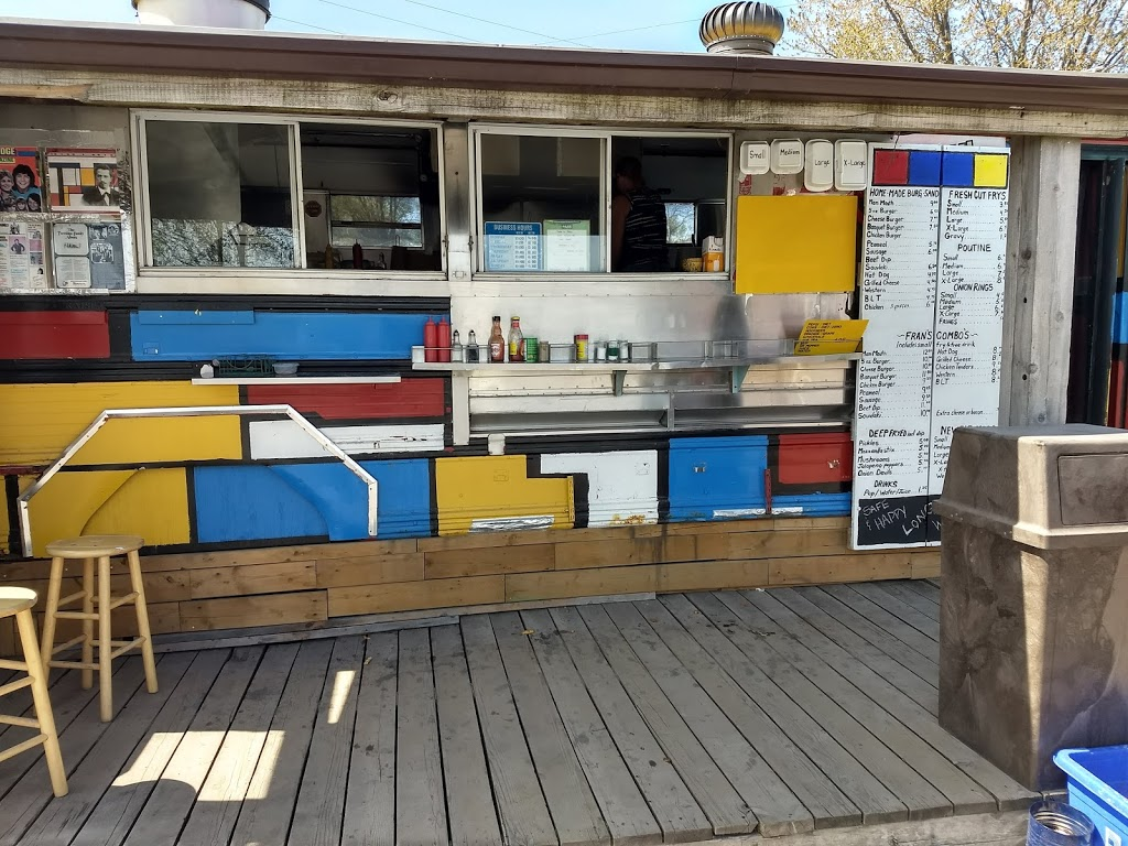 Frans Fries | cafe | 16121 Island Rd, Port Perry, ON L9L 1B4, Canada | 9059853797 OR +1 905-985-3797