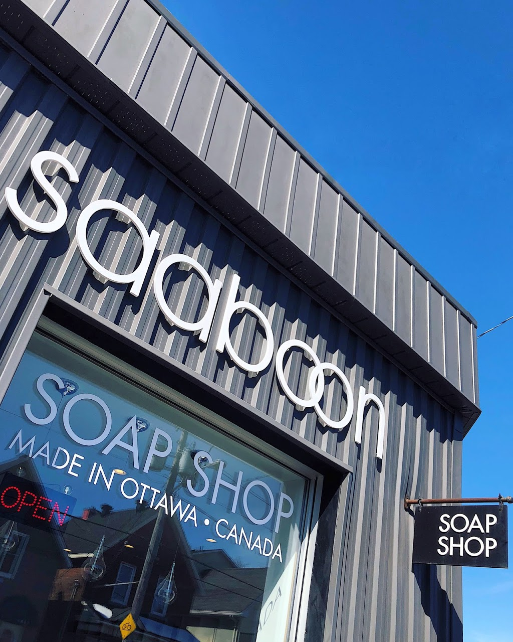SAABOON | store | 595 Gladstone Ave, Ottawa, ON K1R 5P2, Canada | 6138643007 OR +1 613-864-3007