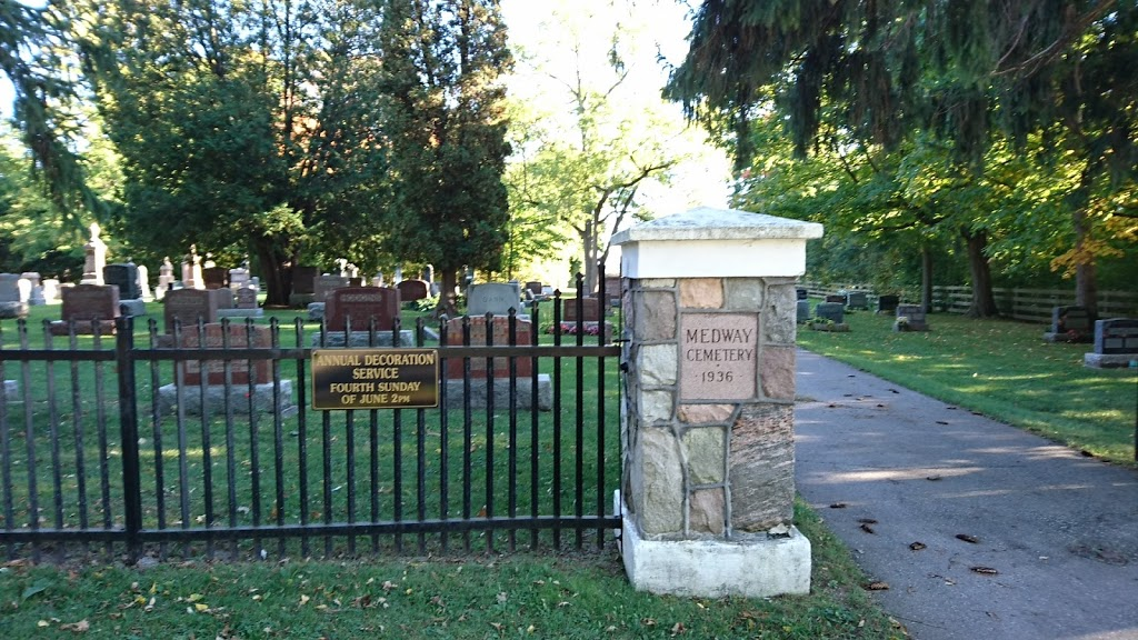 Cemetery -Denfield & Fifteen Mile Rds, Denfield ON | cemetery | 14405 Ten Mile Rd, Ilderton, ON N0M 2A0, Canada