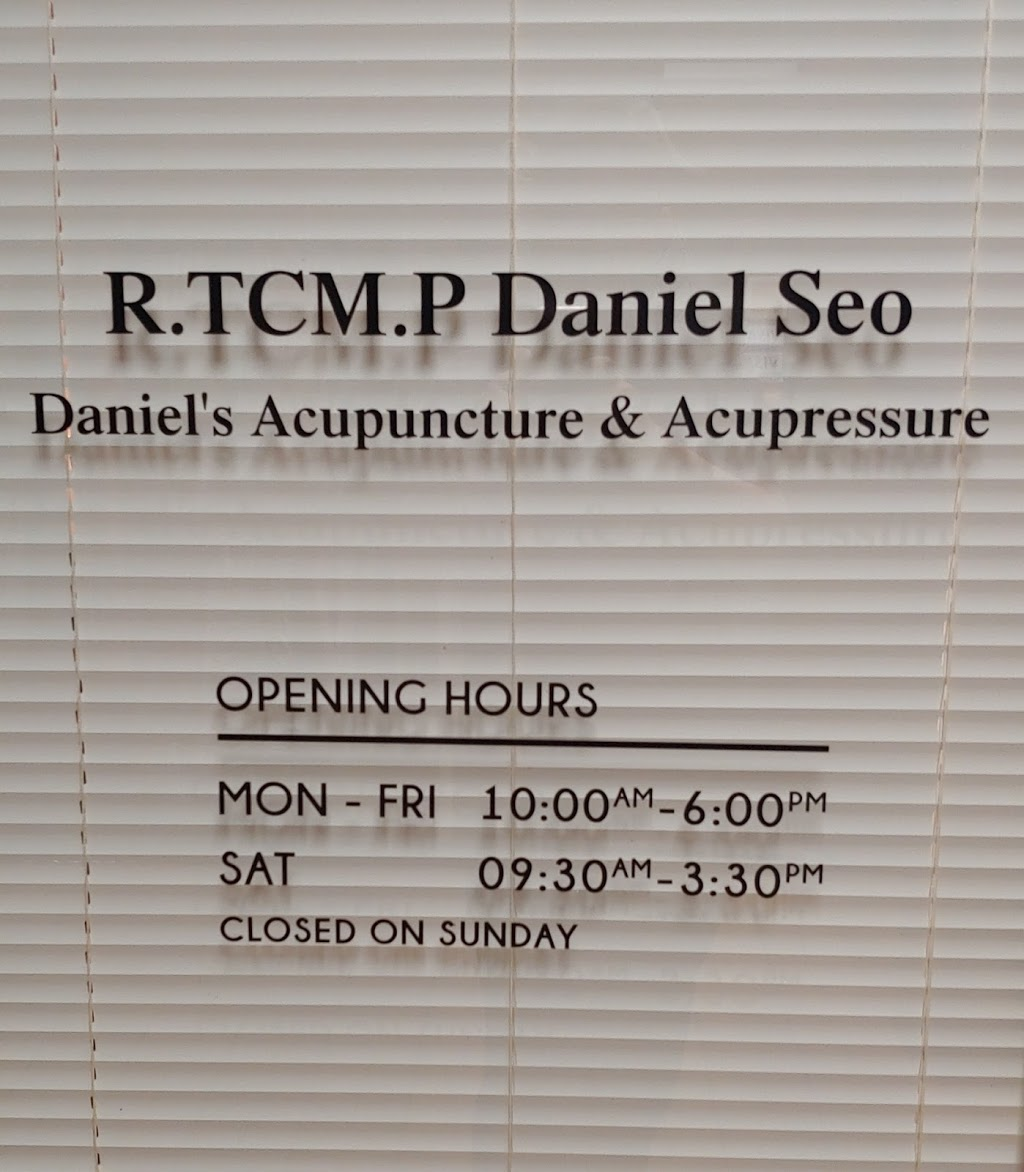 Daniels Acupuncture & Acupressure | health | 1124 Lonsdale Ave #101B, North Vancouver, BC V7M 2H1, Canada | 6047006939 OR +1 604-700-6939