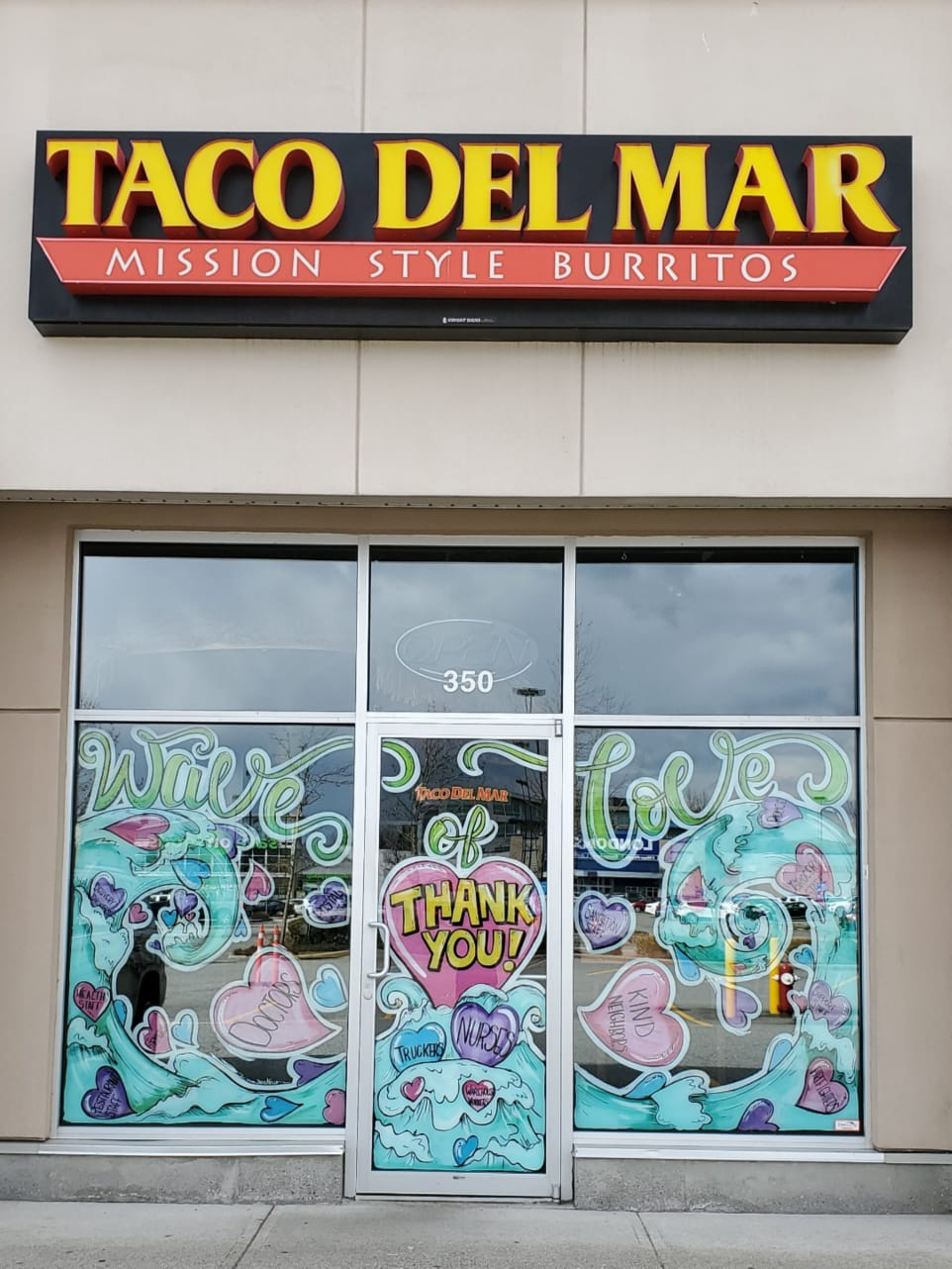 Taco Del Mar | restaurant | 20202 66 Ave, Langley Twp, BC V2Y 1P3, Canada | 6045334115 OR +1 604-533-4115