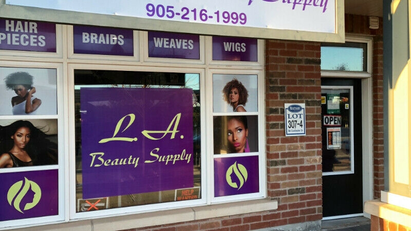 L.A. Beauty Supply | hair care | 58 Commuter Dr Unit 1, Brampton, ON L7A 0R3, Canada | 9052161999 OR +1 905-216-1999