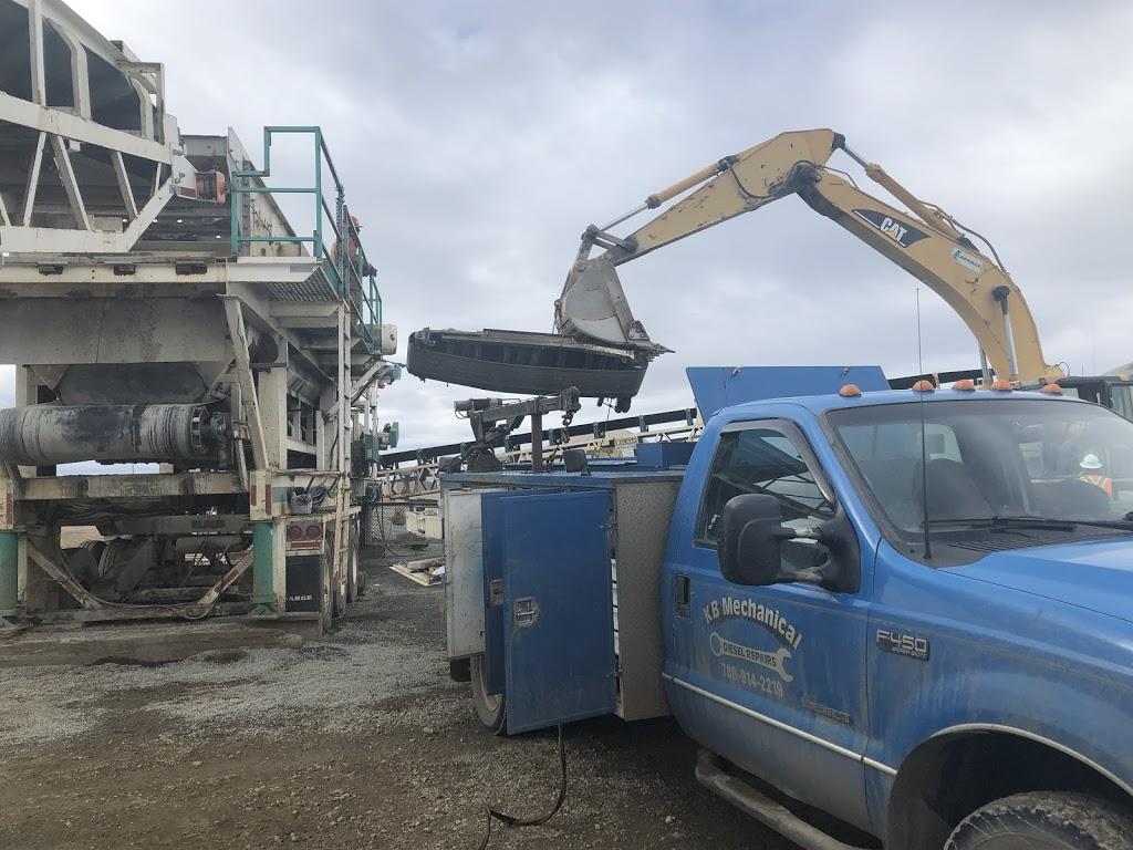 KB Mechanical Inc   car repair   57516, Range Rd 260, Sturgeon County, AB T0G 1L1, Canada   7809142219 OR +1 780-914-2219
