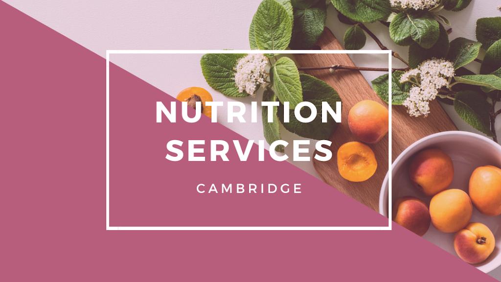 Registered Dietitian - Taylor King (Zehrs, Cambridge Centre) | health | 400 Conestoga Blvd, Cambridge, ON N1R 7L7, Canada | 5195322280 OR +1 519-532-2280