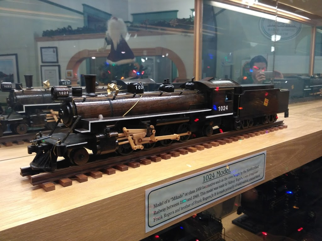 Railway Coastal Museum | museum | 495 Water St, St. Johns, NL A1E 6B5, Canada | 7097245929 OR +1 709-724-5929