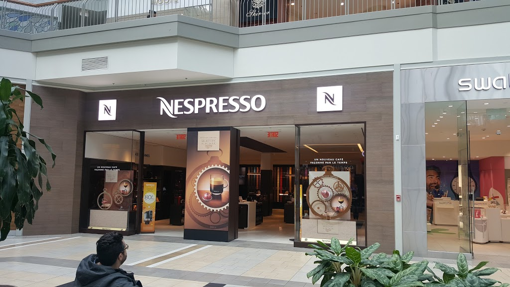 Nespresso boutique | store | 6801 Route Transcanadienne, Pointe-Claire, QC H9R 5J2, Canada | 8553255781 OR +1 855-325-5781