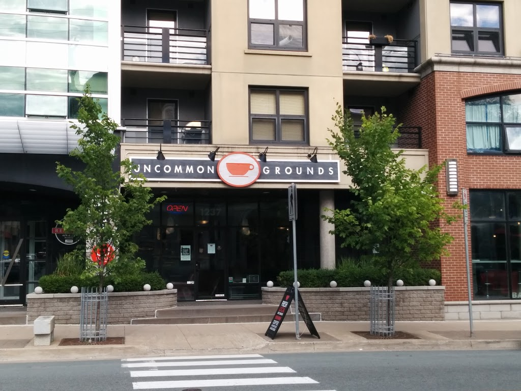 Uncommon Grounds   cafe   1235 Barrington St, Halifax, NS B3J 1Y2, Canada   9024047288 OR +1 902-404-7288