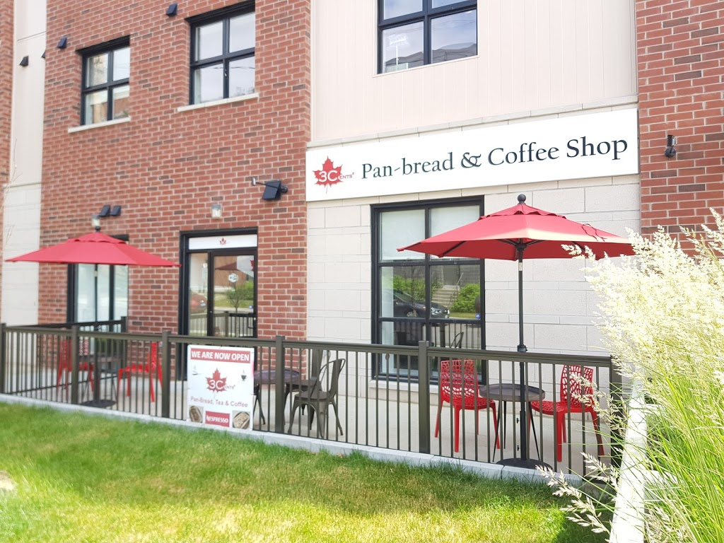 3Cents² Pan-Bread & Coffee Shop | cafe | 1-65 Templeton St, Ottawa, ON K1N 7P7, Canada | 6132331001 OR +1 613-233-1001