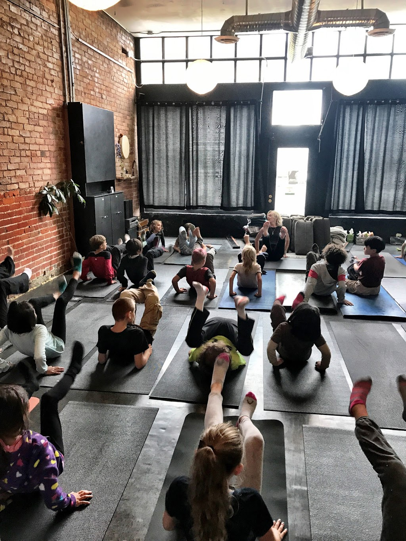 Fernwood Yoga Den | gym | 1310 Gladstone Ave, Victoria, BC V8R 1S1, Canada | 2505909642 OR +1 250-590-9642