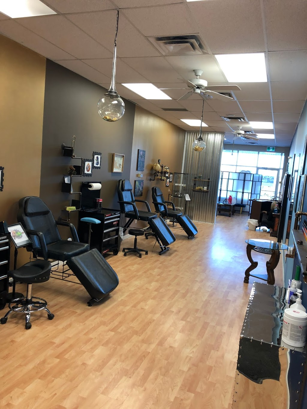 Gold Tooth Tattoo Inc | store | 200 Manning Crossing NW, Edmonton, AB T5A 5A1, Canada | 7807057559 OR +1 780-705-7559