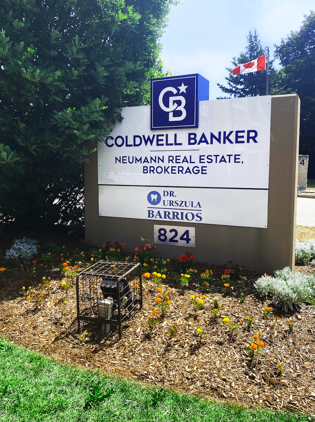 Coldwell Banker Neumann Real Estate Brokerage | real estate agency | 824 Gordon St, Guelph, ON N1G 1Y7, Canada | 5198213600 OR +1 519-821-3600