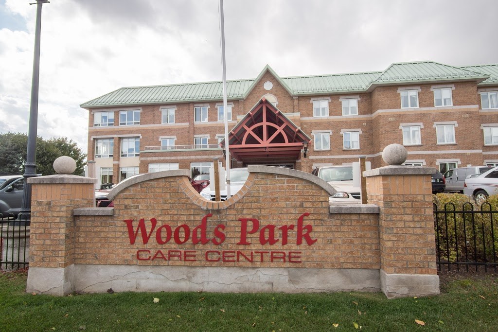 Woods Park Care Centre | health | 110 Lillian Crescent, Barrie, ON L4N 5H7, Canada | 7057396881 OR +1 705-739-6881