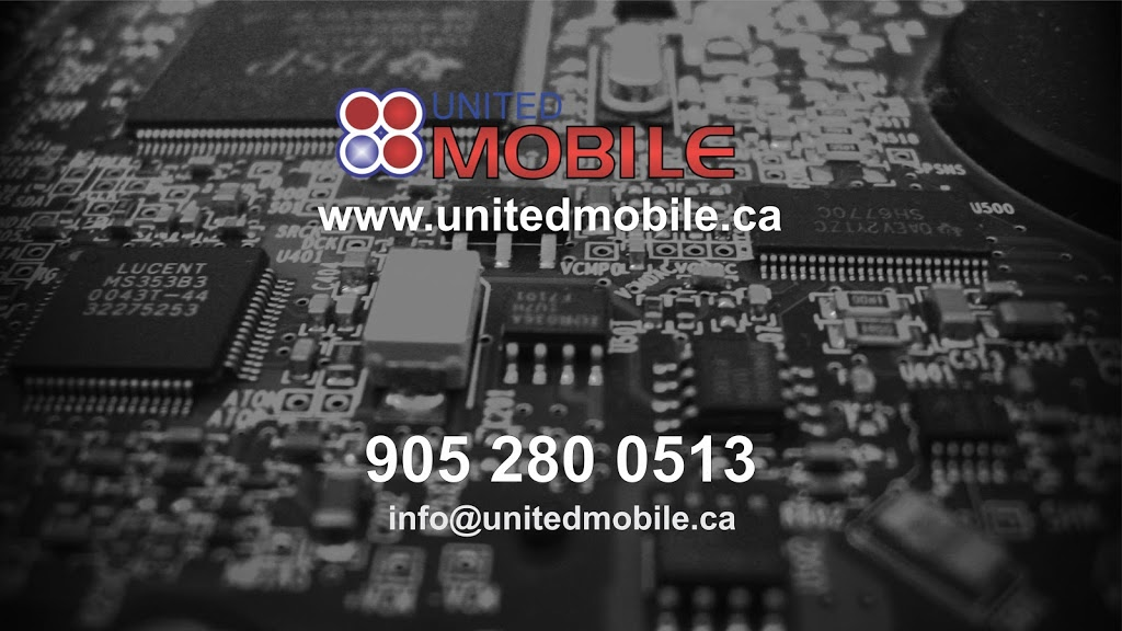 United Mobile | electronics store | 335 Geneva St, St. Catharines, ON L2N 2G3, Canada | 9052800513 OR +1 905-280-0513