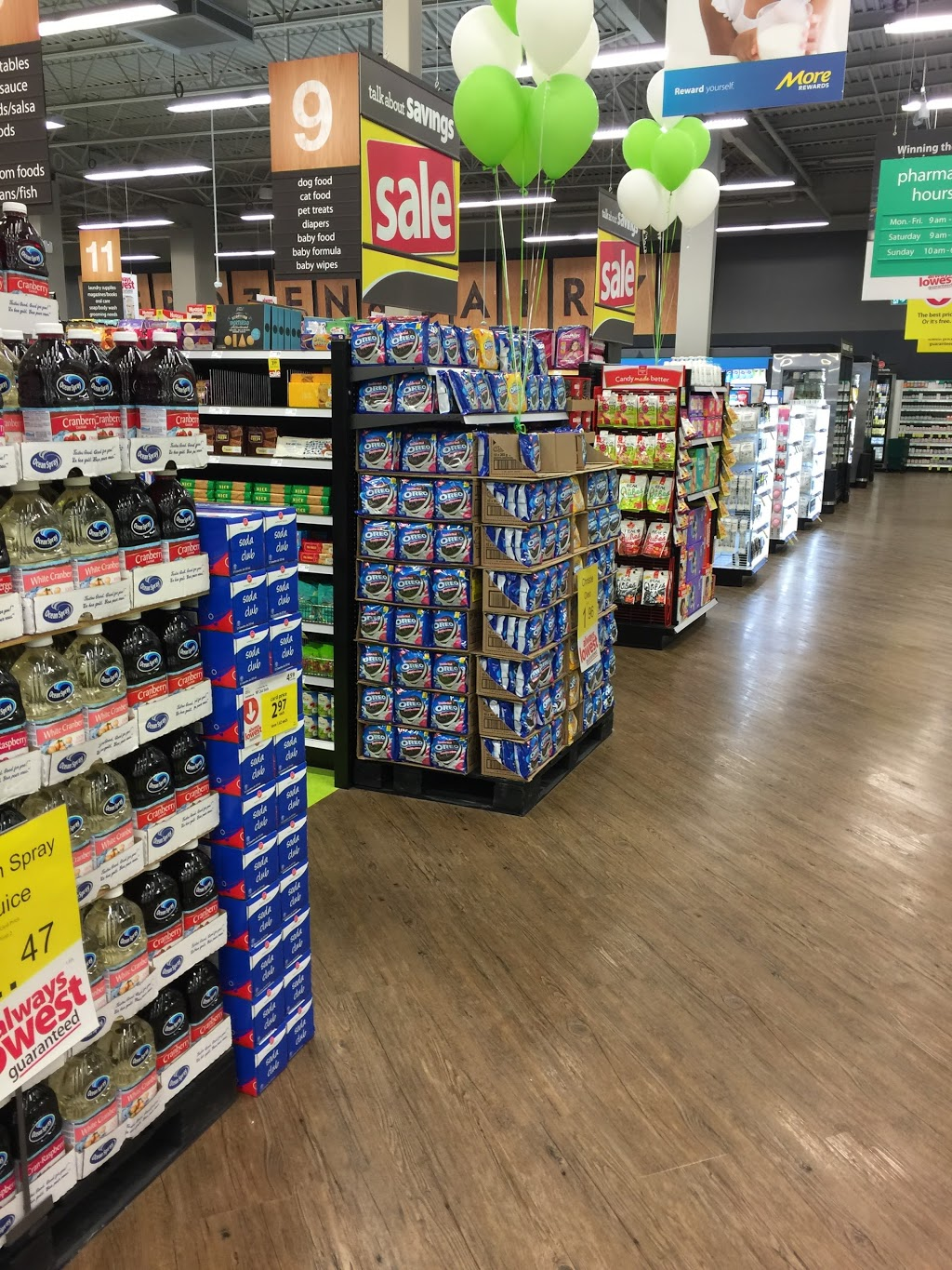 Save-On-Foods - Store   401 Coopers Blvd SW #601, Airdrie, AB T4B