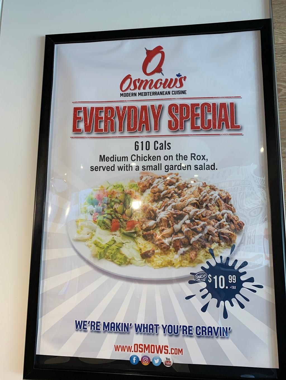 Osmows Shawarma | restaurant | 80 Dundas St E Unit 8, Waterdown, ON L9H 7K6, Canada | 9056909700 OR +1 905-690-9700
