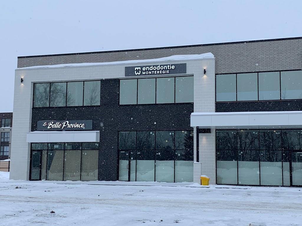 Endodontie Montérégie   dentist   8141 Boulevard Cousineau bureau 208, Saint-Hubert, QC J3Z 0G6, Canada   4506560303 OR +1 450-656-0303