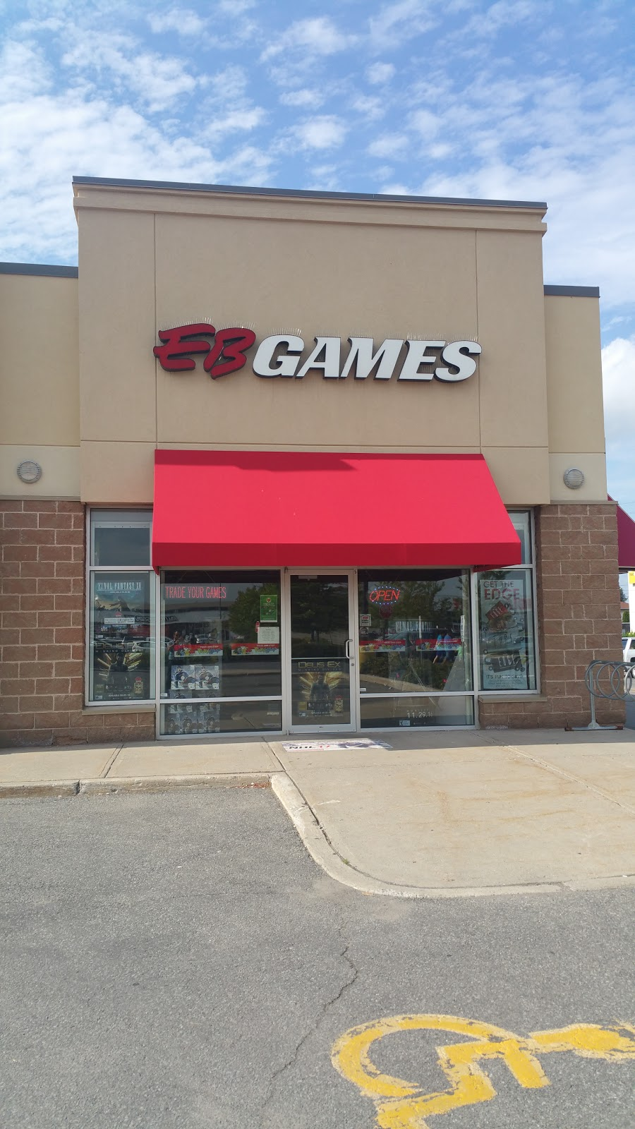 EB Games | store | 3890 Innes Rd h5, Orléans, ON K1W 1K9, Canada | 6138242766 OR +1 613-824-2766