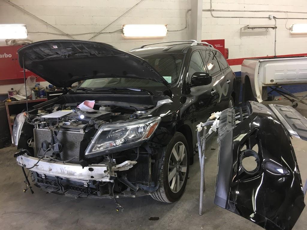 Bergens Auto Body & Collision Centre   car repair   2206 1 Ave, Regina, SK S4R 8G6, Canada   3063529500 OR +1 306-352-9500