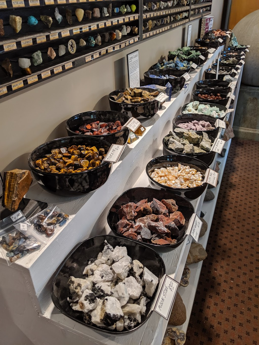 The Sesula Mineral & Gem Museum | museum | 333 Main St, Radisson, SK S0K 3L0, Canada | 6393175669 OR +1 639-317-5669
