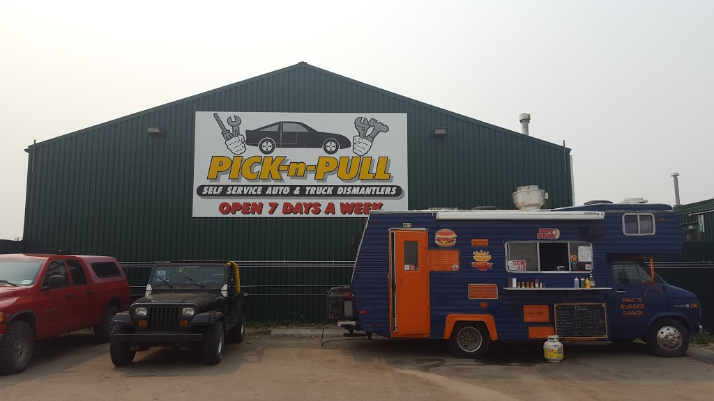 Pick-n-Pull | car repair | 18649 118A Avenue NW, Edmonton, AB T5S 1R2, Canada | 7804473820 OR +1 780-447-3820