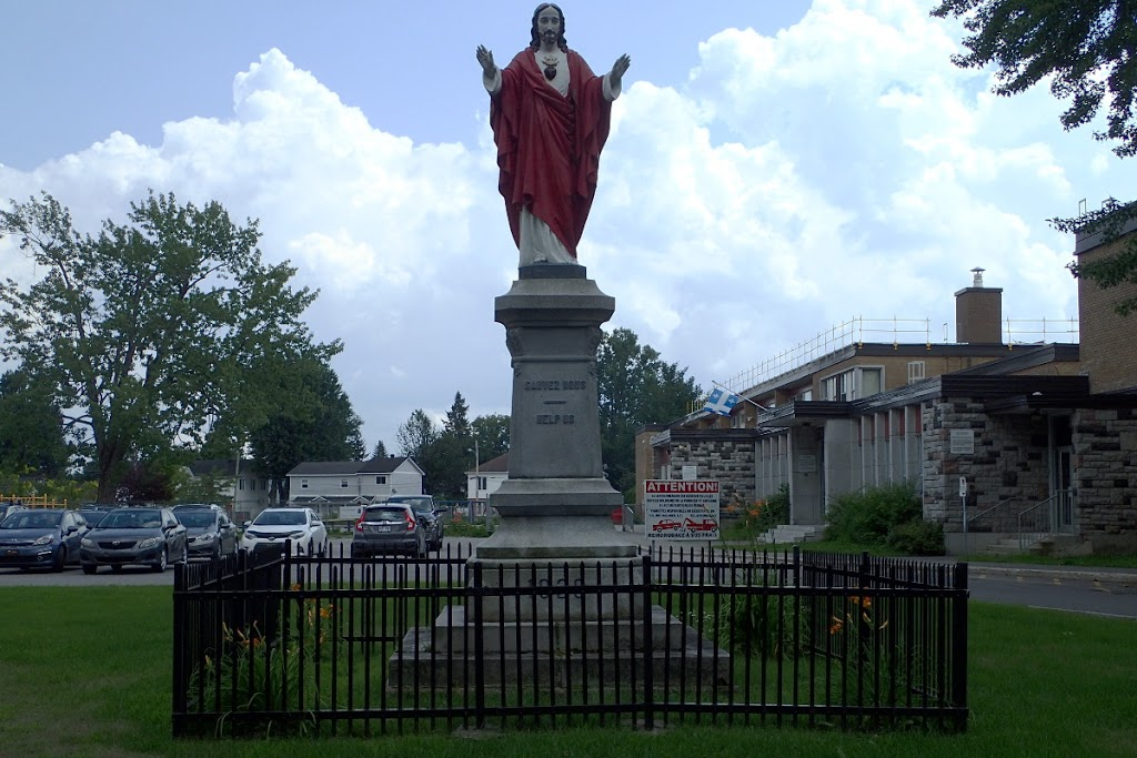Paroisse Saint-Gregoire-de-Nazianze | cemetery | 150 Rue Maclaren E, Buckingham, QC J8L 1K4, Canada | 8199863381 OR +1 819-986-3381
