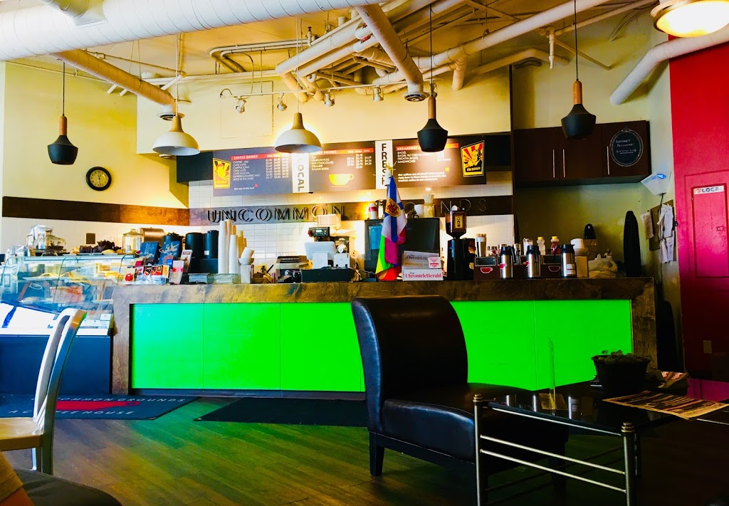 Uncommon Grounds | cafe | 1235 Barrington St, Halifax, NS B3J 1Y2, Canada | 9024047288 OR +1 902-404-7288
