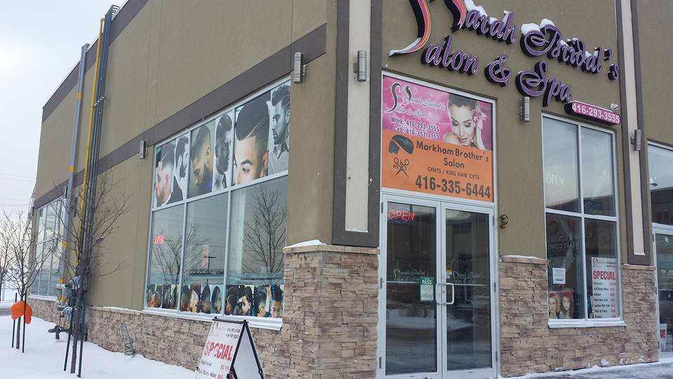 Markham Brothers Hair Salon | hair care | 2901 Markham Rd Unit 22A, Scarborough, ON M1X 1G5, Canada | 4163356444 OR +1 416-335-6444