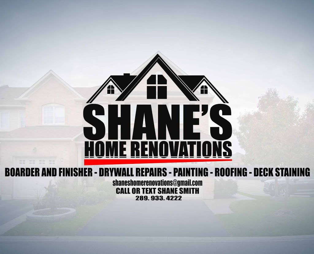 Shanes Home Renovations   home goods store   Bonaventure Dr, Hamilton, ON L9C 7B2, Canada   2899334222 OR +1 289-933-4222