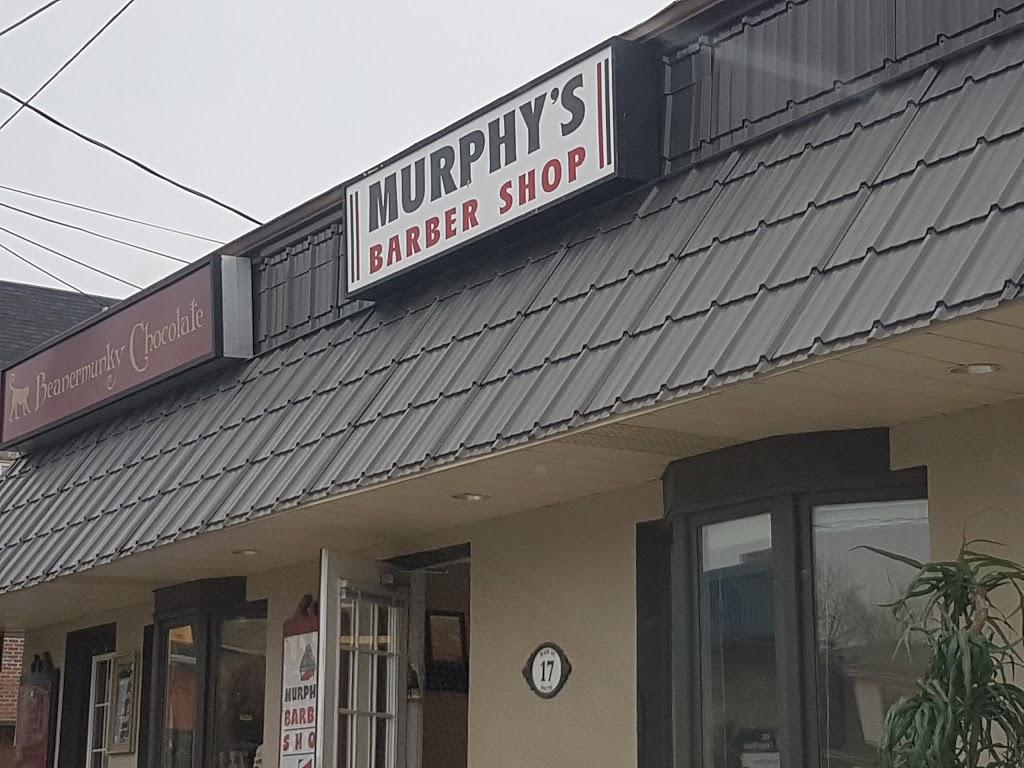 Murphys Barbershop | hair care | 17 Main St S, Waterdown, ON L0R 2H0, Canada | 9053201042 OR +1 905-320-1042