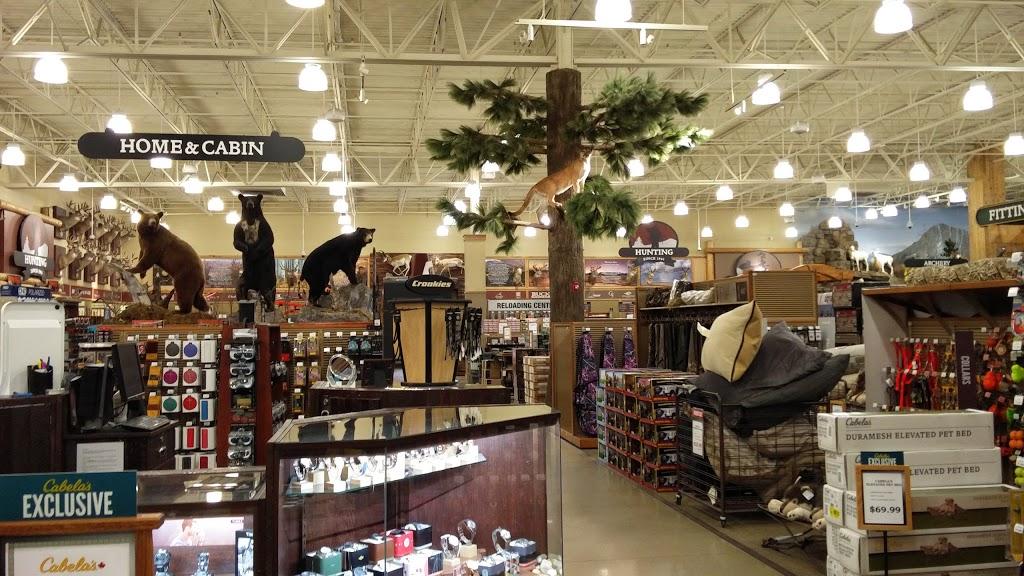 Cabelas Saskatoon | clothing store | 1714 Preston Ave N, Saskatoon, SK S7N 4Y1, Canada | 3063434868 OR +1 306-343-4868