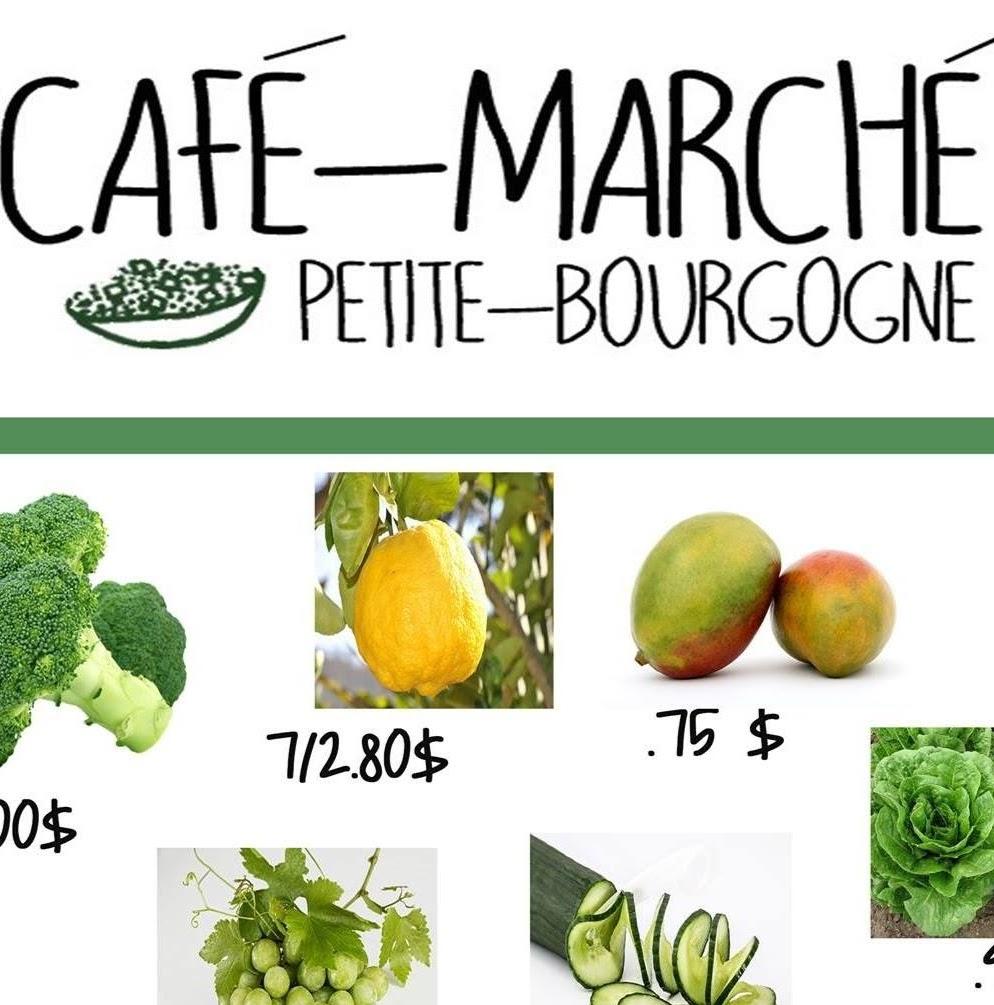 Café-Marché Petite-Bourgogne | cafe | 1845 Rue Saint-Jacques, Montréal, QC H3J 1H1, Canada | 5149031840 OR +1 514-903-1840
