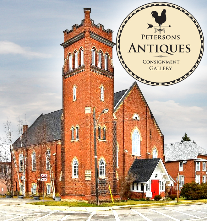 Petersons Antiques & Consignment Gallery   electronics store   214 Main St E, Shelburne, ON L0N 1J0, Canada   5193060347 OR +1 519-306-0347