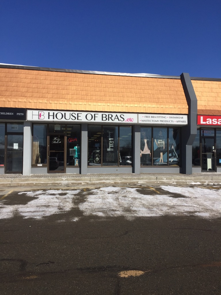 House Of Bras...etc | clothing store | 756-A Lasalle Blvd, Sudbury, ON P3A 4V4, Canada | 7055863534 OR +1 705-586-3534