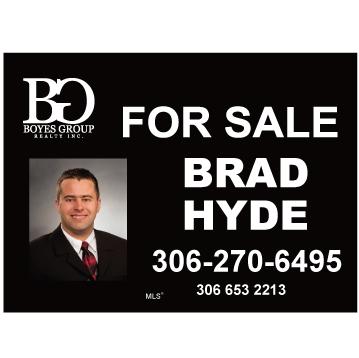 Brad Hyde - Boyes Group Realty Inc. | real estate agency | 714 Duchess St, Saskatoon, SK S7K 0R3, Canada | 3062706495 OR +1 306-270-6495