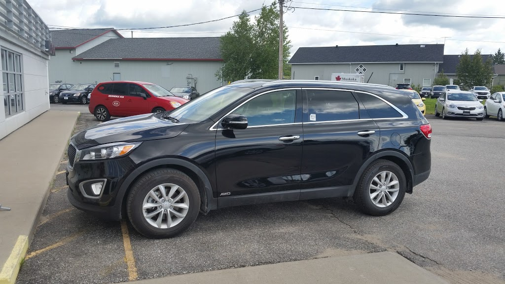 Muskoka Kia | car dealer | 21 Robert Dollar Dr, Bracebridge, ON P1L 1P9, Canada | 7056456575 OR +1 705-645-6575