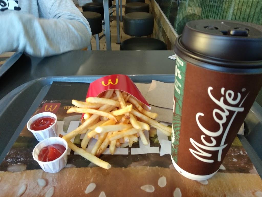 McDonalds | cafe | 185 N Front St, Belleville, ON K8P 3C1, Canada | 6139627400 OR +1 613-962-7400