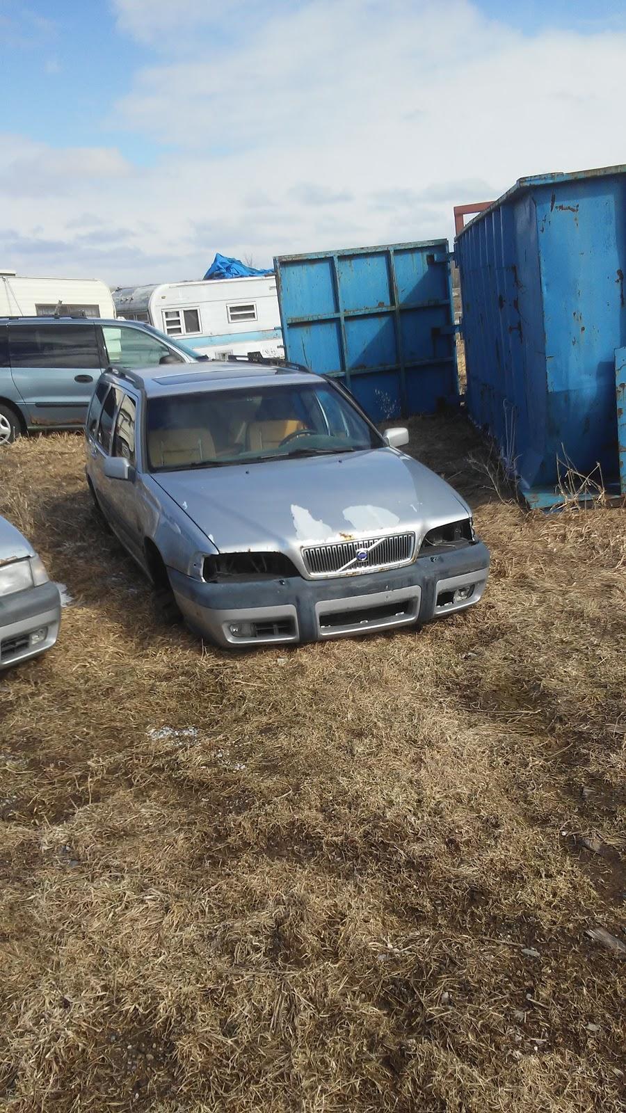 Lavoie Jos Cours De Rebuts Inc   car repair   35 202 Rte, Stanbridge East, QC J0J 2H0, Canada   4502484144 OR +1 450-248-4144