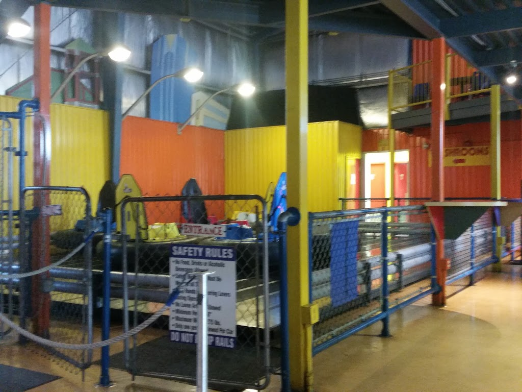 Wally World At East Park Amusement Park 1275 Hamilton Rd