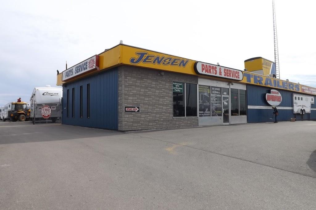 Jensen Trailer Sales | car repair | 465 Bloor St W, Oshawa, ON L1J 5Y5, Canada | 9055712525 OR +1 905-571-2525