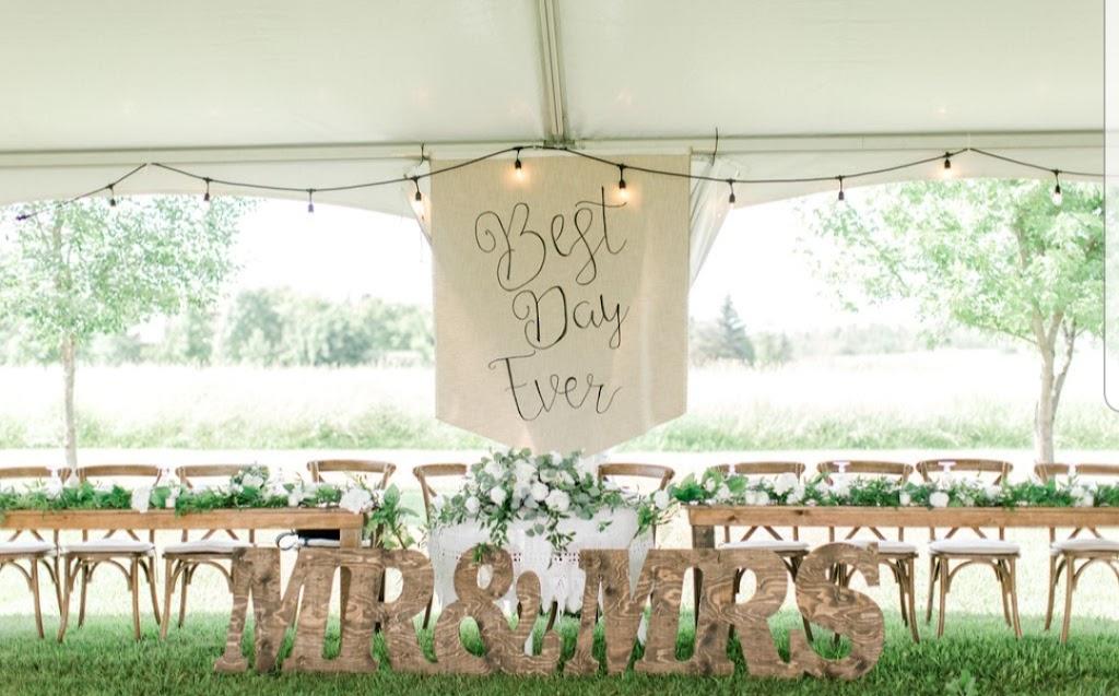 J&K Wedding Rentals | point of interest | 2633 Haldimand 55, Hagersville, ON N0A 1H0, Canada | 2897754597 OR +1 289-775-4597