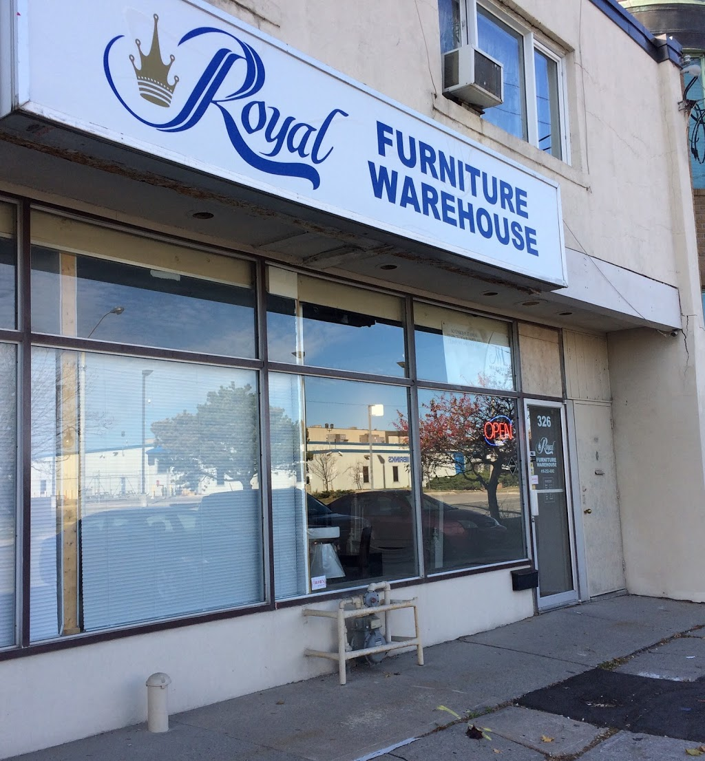 Royal Furniture Warehouse | furniture store | 326 Browns Line, Etobicoke, ON M8W 3T6, Canada | 4162524242 OR +1 416-252-4242