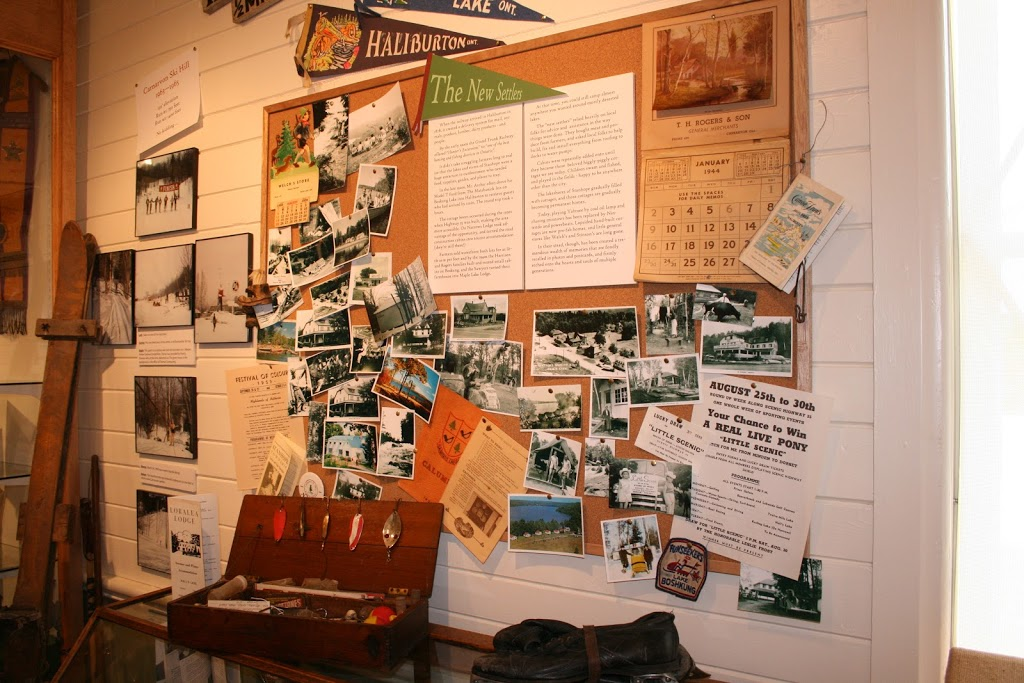 Stanhope Museum | museum | 1123 North Shore Rd, Algonquin Highlands, ON K0M 1J1, Canada | 7054892379 OR +1 705-489-2379