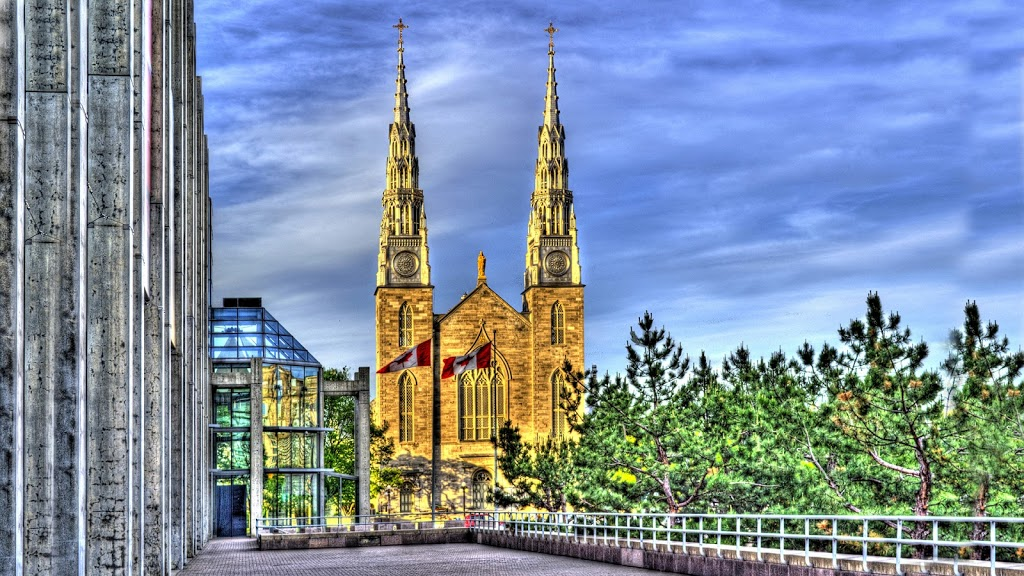 Notre-Dame Cathedral Basilica | church | 385 Sussex Dr, Ottawa, ON K1N 5J9, Canada
