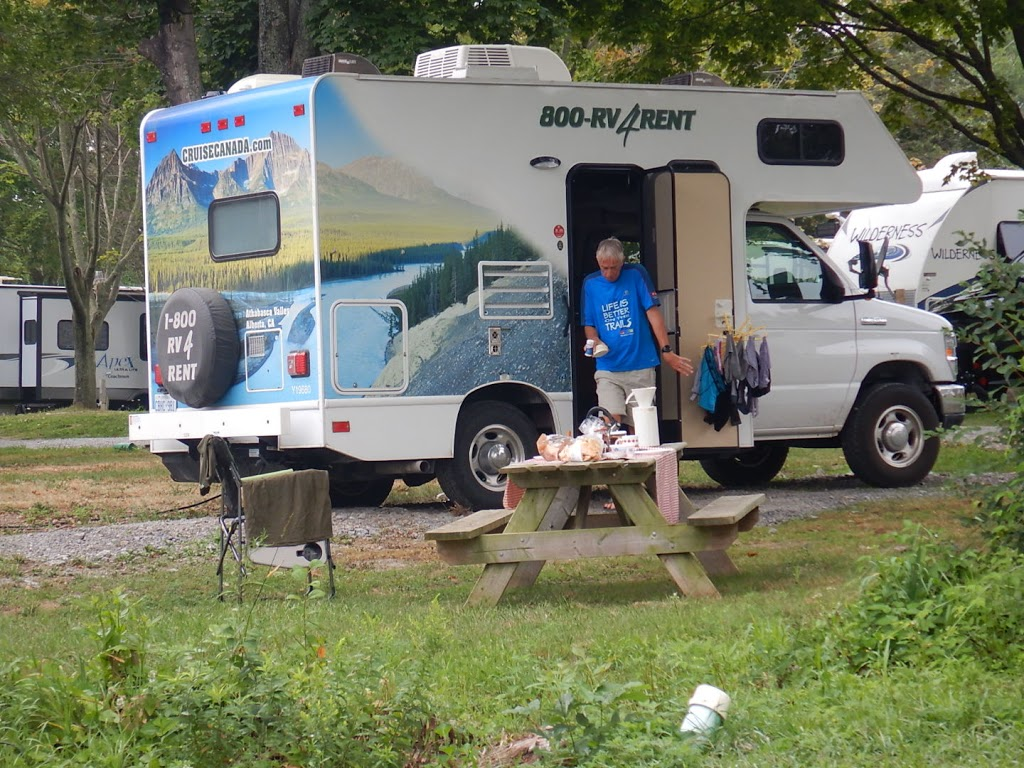Bay Meadows Park | campground | 153 County Rd 27, Consecon, ON K0K 1T0, Canada | 6133993486 OR +1 613-399-3486