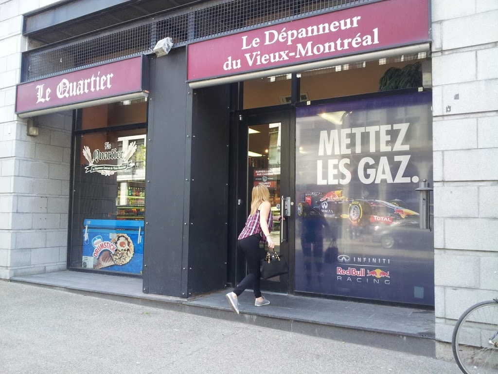 Le Quartier | atm | 321 Notre-Dame is, Montreal, QC H2Y 3Z2, Canada | 5143921299 OR +1 514-392-1299