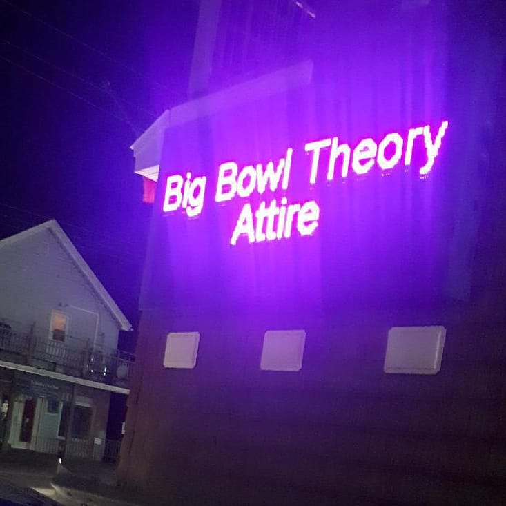 The Big Bowl Theory | clothing store | 7 Princess Margaret Blvd, Dartmouth, NS B3B 1A1, Canada | 9022215682 OR +1 902-221-5682