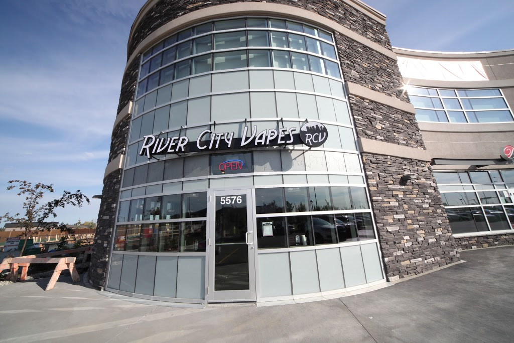 River City Vapes | electronics store | 5576 Windermere Blvd, Edmonton, AB T6W 0S4, Canada | 5875248273 OR +1 587-524-8273