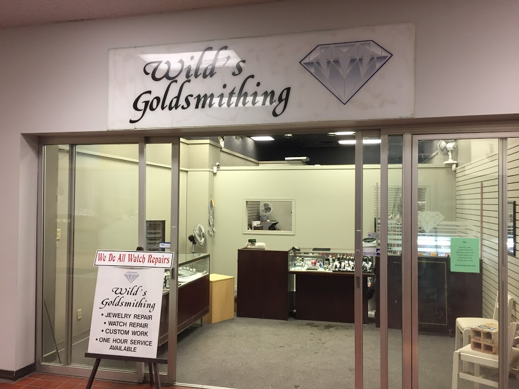 Wilds Goldsmithing | jewelry store | 1801 Scarth St, Regina, SK S4P 2G9, Canada | 3067570300 OR +1 306-757-0300