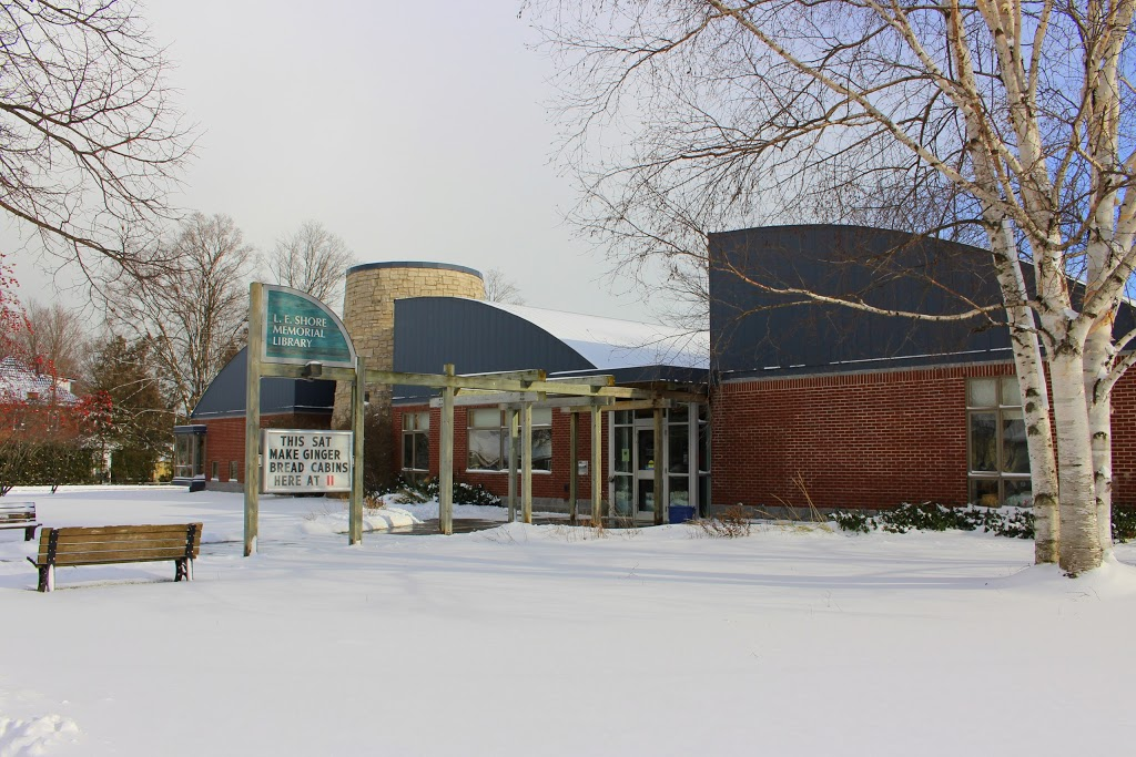 L.E. Shore Memorial Library, The Blue Mountains Public Library | library | 173 Bruce St S, Thornbury, ON N0H 2P0, Canada | 5195993681 OR +1 519-599-3681